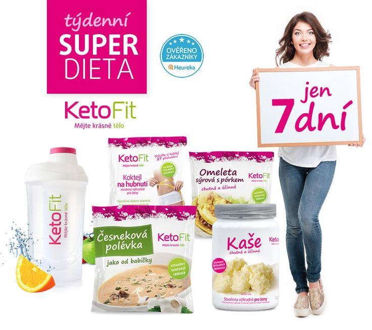 Týždenná proteínová Super Diéta, 33 porcií | KetoFit keto dieta – zhubněte bez námahy, bez stresu