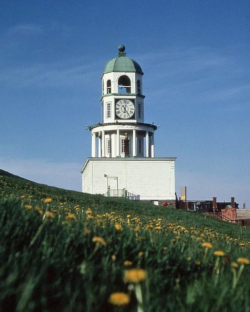 Citadel Hill in Halifax