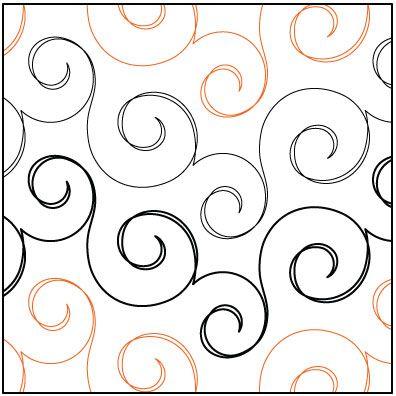 Best 25+ Machine quilting designs ideas on Pinterest Machine quilting patterns, Machine ...