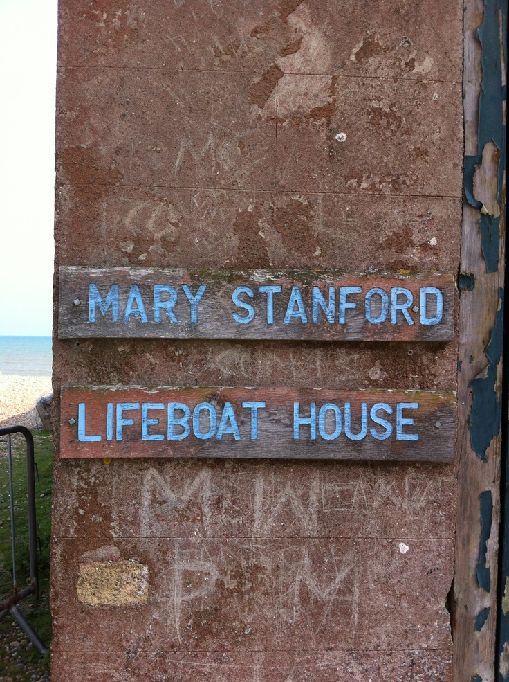 The old lifeboat house