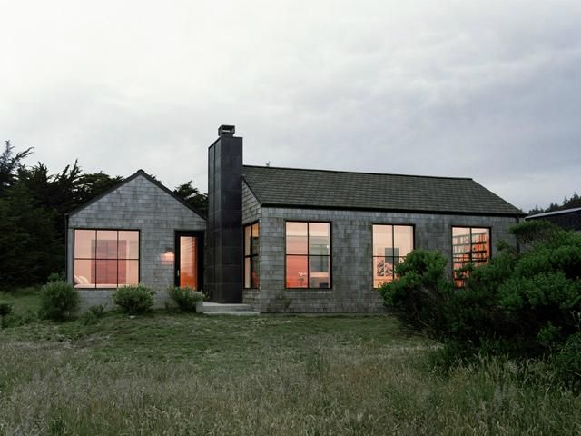 Sea Ranch Cabin by Nick Noyes,