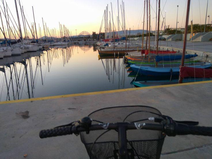 Enjoy this bikeroot in Athens!| Bike