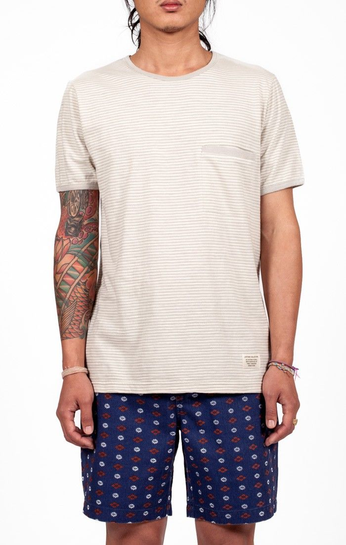 Lifetime Collective / Men's Collection / Knits /Reider Tee