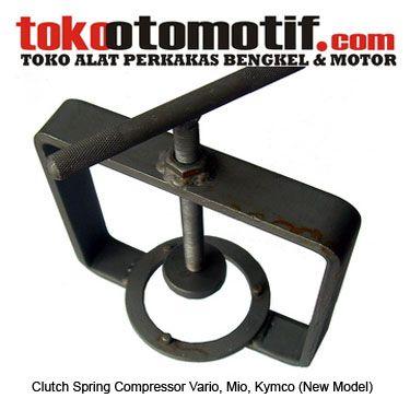 Clutch Spring Compressor Vario, Mio, Kymco (New Model) -   Kode : 070065 Nama : Clutch Spring Compressor Vario, Mio, Kymco (New Modal) Merk : American Tool No. Part Produsen : 8958042 Berat Kirim : 3 kg Description : Vario, Mio, Kymco (New Model)  #clutchspringcompressor