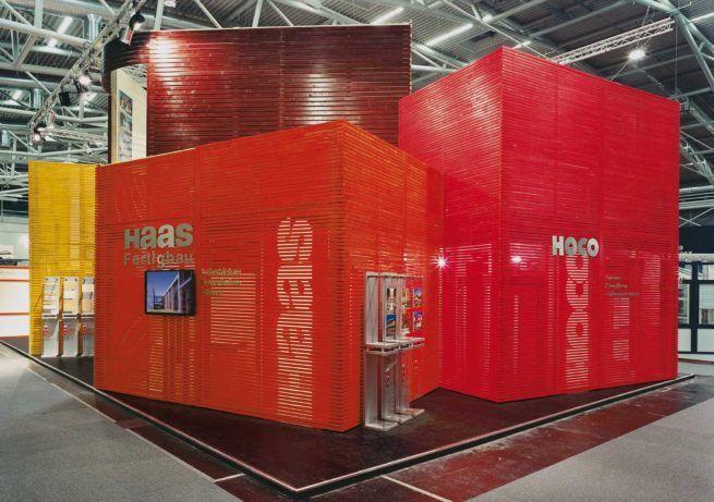 Messebau Haas Hoco Bau München