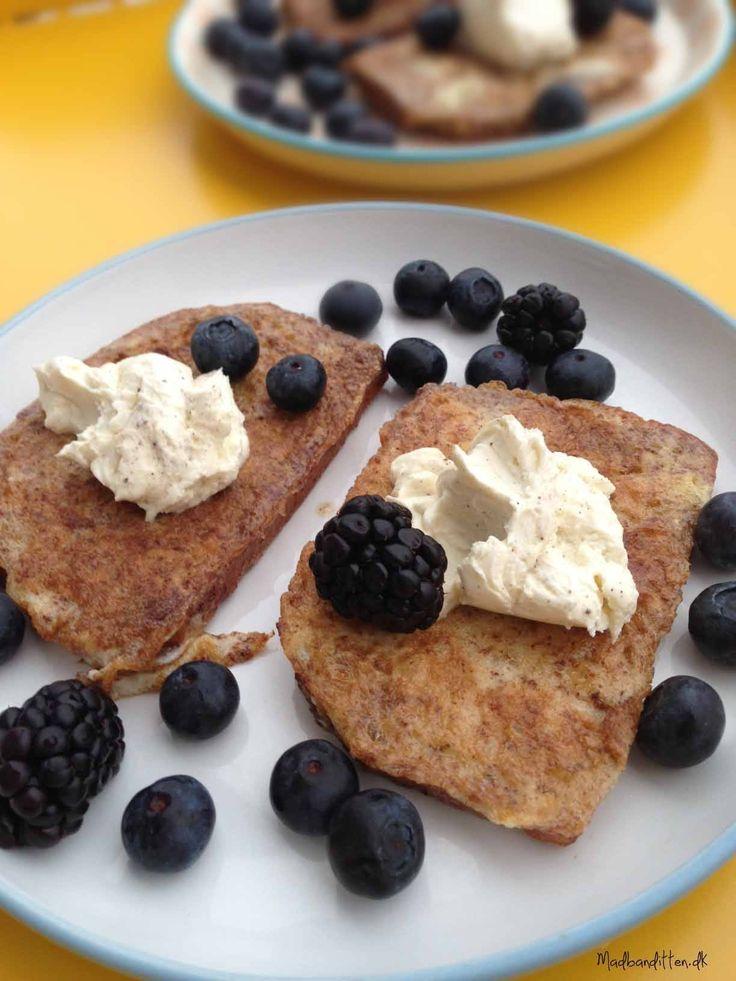 french toast LCHF