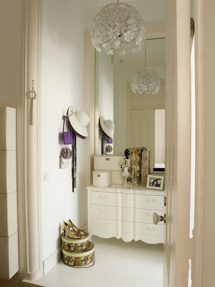 My white Closet