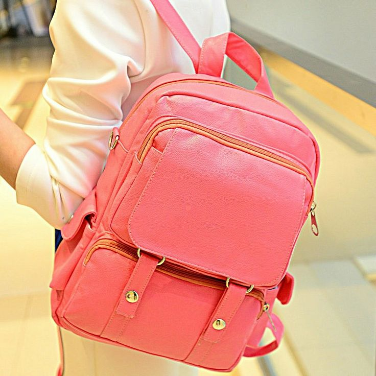 78 best School images on Pinterest | Backpacks, Bags and Leather ...