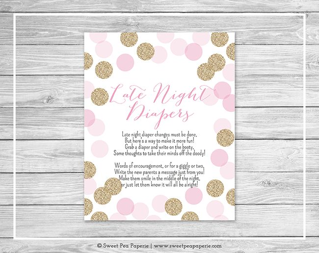 Late Night Diapers have arrived! I have had several requests for coordinating Late Night Diapers printable signs . Ask and you shall rec...