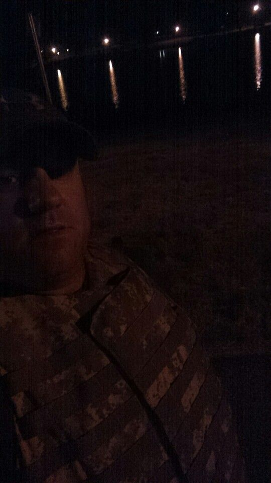 Perfect therapy... Little KLOVE APP, tactical load, the moon and stars