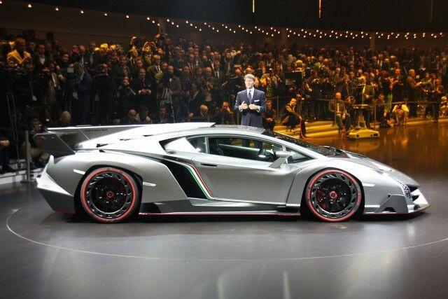 Lamborghini venom