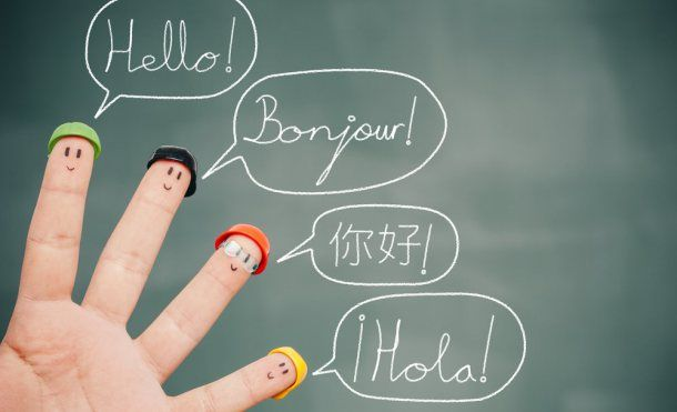 Día internacional de la lengua materna.