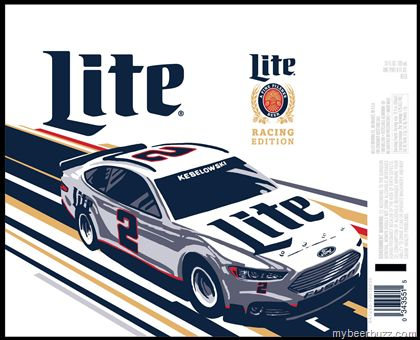 mybeerbuzz.com - Bringing Good Beers & Good People Together...: Miller Lite Racing Edition & Rodeo Houston 2016