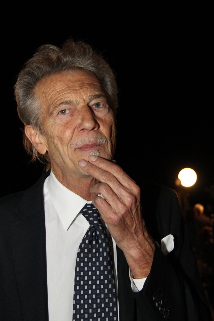 Mr Leopardi at the Gran Gala