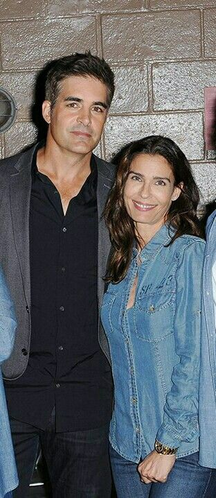 Kristian Alfonso and Galen Gering #Daysofourlives #DOOL #Rope