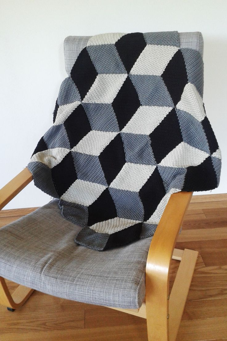die besten 17 ideen zu granny square decke auf pinterest. Black Bedroom Furniture Sets. Home Design Ideas