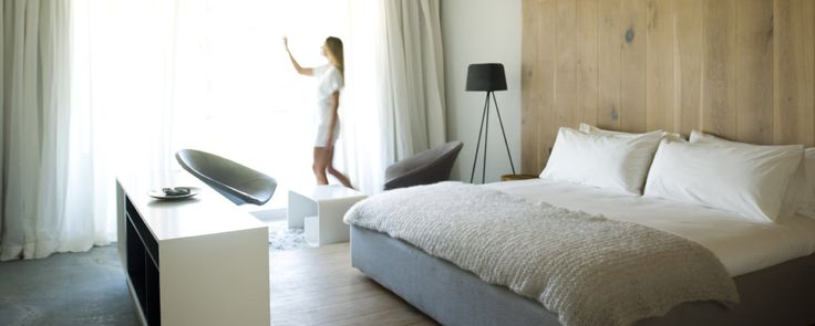 Light rooms at POD Boutique Hotel Cape Town