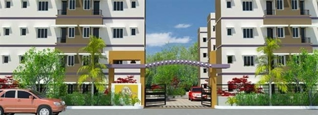 Real Estate - 1 BHK, Studio apartment -