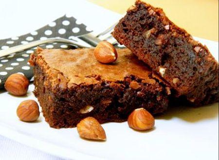 Törökmogyorós brownie