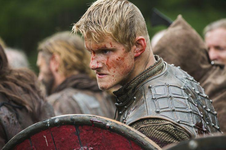Bjorn Vikings Alexander Ludwig as Bj...