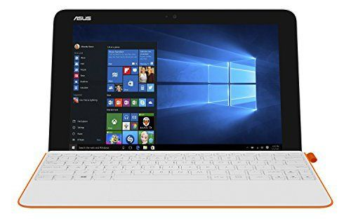Asus Transformer Mini PC portable 2-en-1 Tactile 10.1″ Orange (Intel Atom, 4 Go de RAM, SSD 128 Go, Windows 10, Garantie 2 ans): Ecran 10.1…