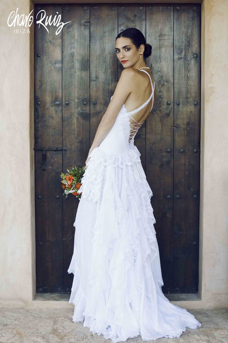 309 best brides images on pinterest wedding frocks for Ibiza proms cd
