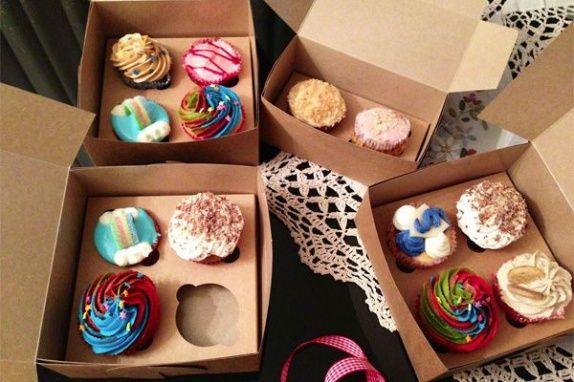 Cupcakes en folie à Fontenay-sous-Bois | Réservez cette offre sur GoReception