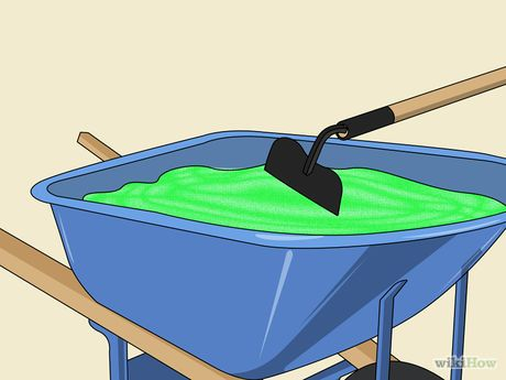 JOJO POST WEEDS: Image titled Make Glow in the Dark Stepping Stones Step 6