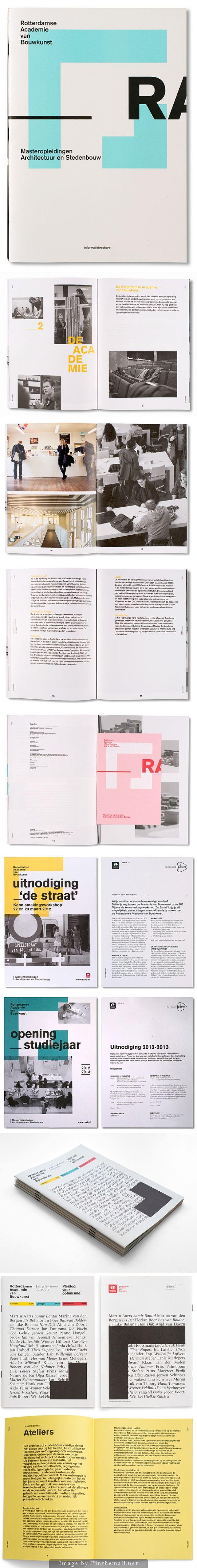 ROTTERDAM ACADEMY OF ARCHITECTURE | STUDIO BEIGE