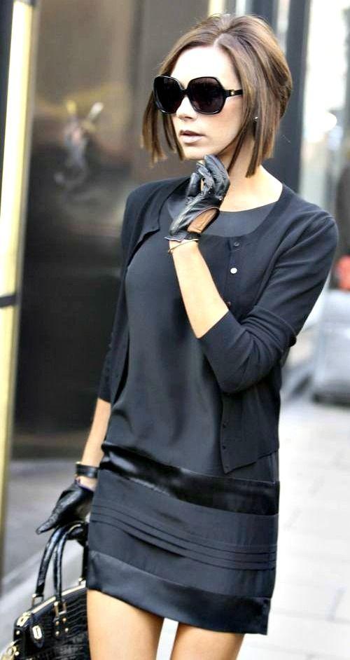 Street Style Victoria Beckham Style Fashion Designer