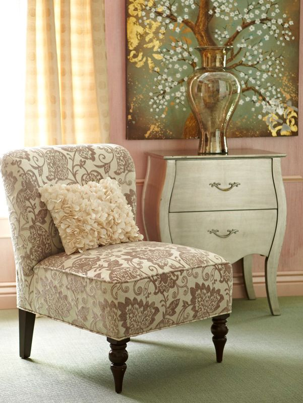 The classic Pier 1 Addyson Chair is stylish and space-saving
