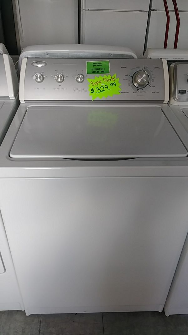 Whirlpool Washer Dryer Set For Sale In Houston Tx Whirlpool