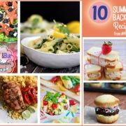 10 Summer Backyard Party Recipe Ideas MONDAY FUNDAY Link