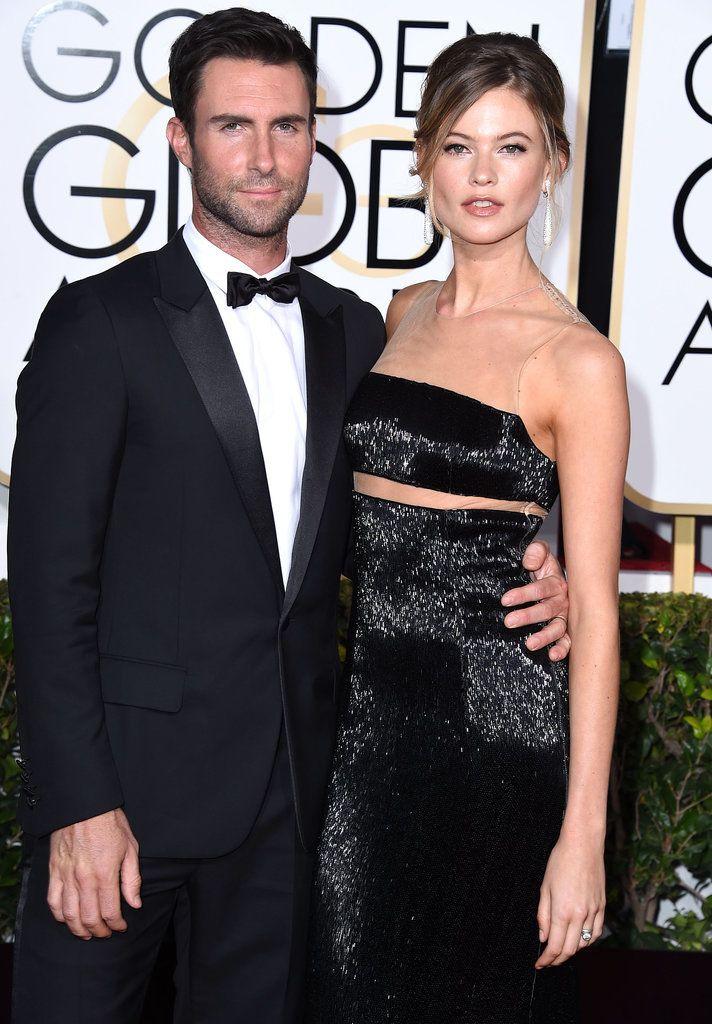 Ellen in Adam Levine's Ear – Celebrity News Now.org