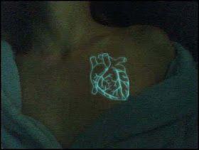 Heart UV Tattoo Artists