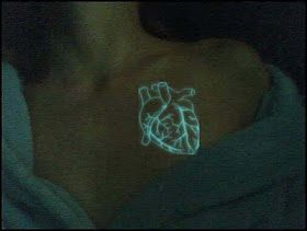 Heart UV Tattoo Artists