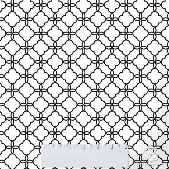 die besten 25 marokkanische wandschablonen ideen auf pinterest marokkanisches design. Black Bedroom Furniture Sets. Home Design Ideas