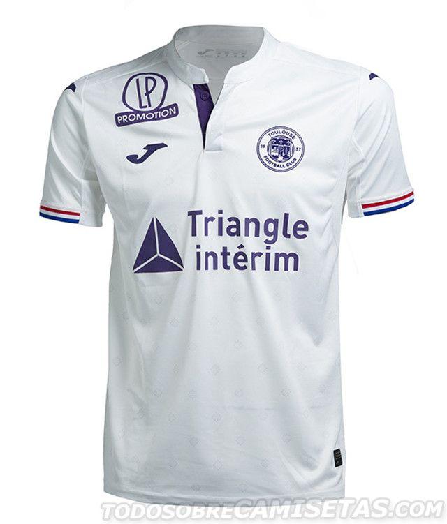 3e867d5f53 Toulouse FC 2018-19 Joma Kits | Football (soccer) | Toulouse, Shirts ...