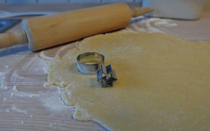 Pasta frolla all'olio (senza burro)