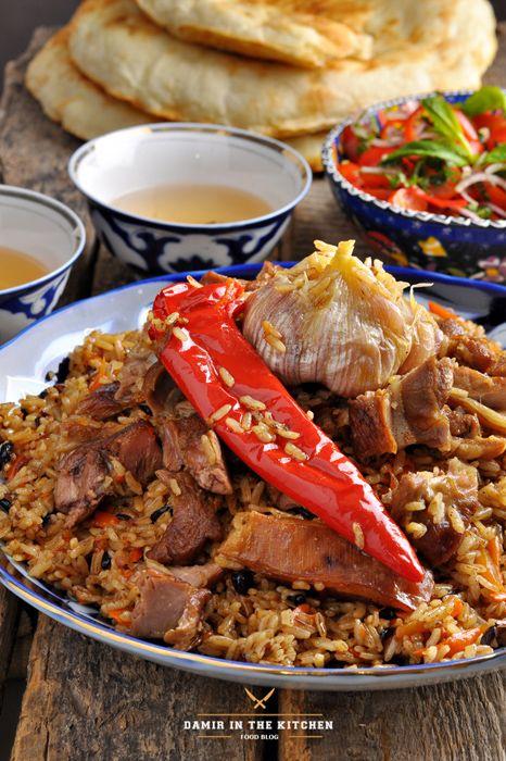 10. Чайханский плов (Узбекская кухня) - osepchukdamir