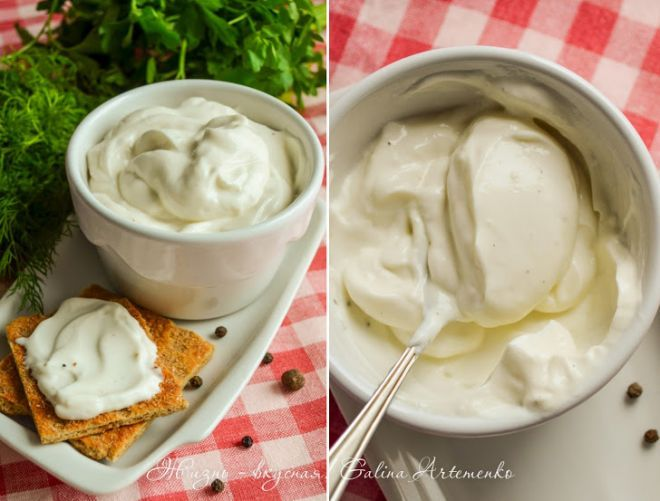 Мир майонеза: 4 рецепта домашних соусов!