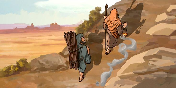 Abraão era amigo de Jeová | História Bíblica Ilustrada