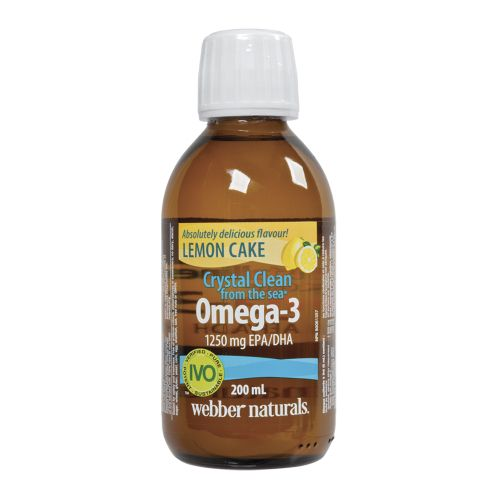Omega-3 Oil with EPA / DHA by Webber Naturals #gotitfree #trynatural #socialnature