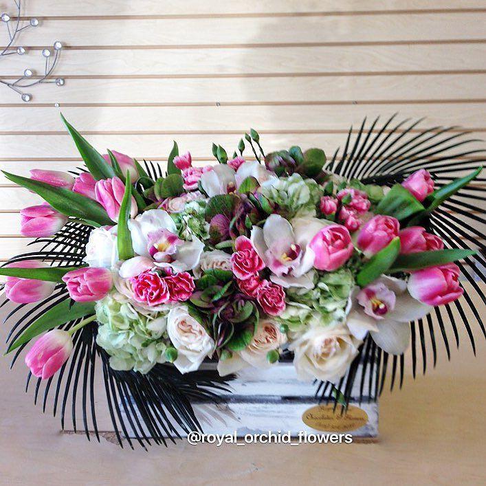 #royalorchid #royalorchidflowers #pretty #roses #orchids #lilies #tulips #weddings #arrangement #vases #instagood #instagram #potd #paris #sumeme #luxury #freshflowers #garden #blooms #whiteroses #flowerstagram #flowerporn #spring #flowerpower #floweroftheday #flowerlover #flowerlovers #picoftheday #florals by royal_orchid_flowers