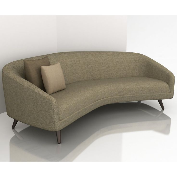 10 best Weiman Upholstery images on Pinterest Furniture - contemporary curved sofa