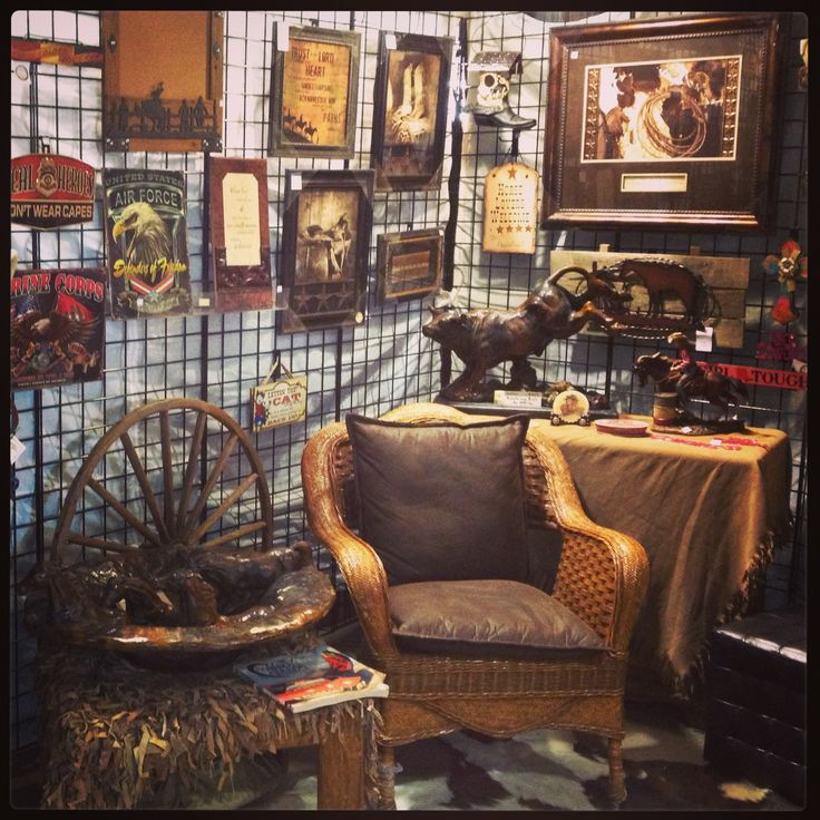 Home Decor Reno Rodeo Vendor Booth Spaces Pinterest