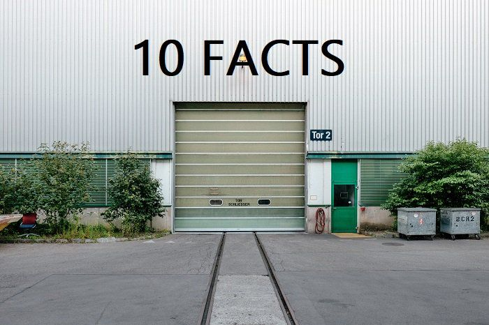 10 Facts Any Commercial Real Estate Investor Should Know About Central Pa S Industrial Market Garage Doors Garage Door Makeover Garage Builders