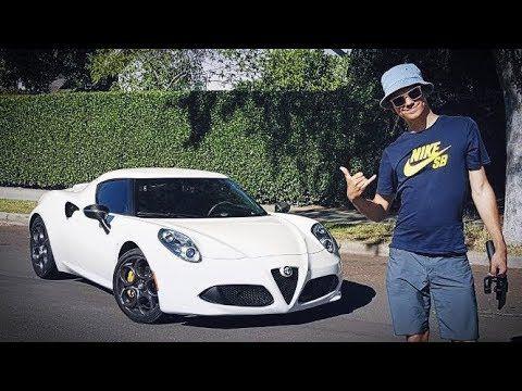 Самая ДИКАЯ тачка в моей жизни. АЛЬФА РОМЕО 4С за $60k. Alfa Romeo 4C обзор и тест-драйв. http://www.yourussian.ru/182231/самая-дикая-тачка-в-моей-жизни-альфа-ромео-4с-за-60k-alfa-romeo-4c-обзор-и-тест-драйв/