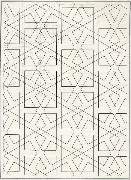 Les éléments de l'art arabe, Joules Bourgoin BOU 018