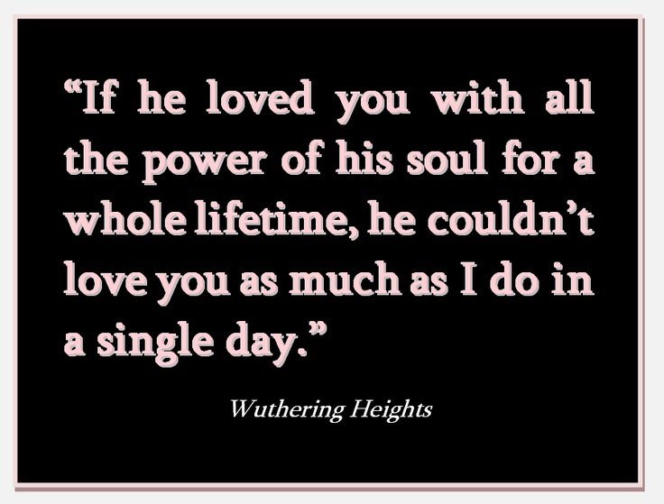 Wuthering Heights: Love Triangle? - Lessons - Tes Teach